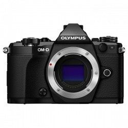 Фотоаппарат Olympus E-M5 Mark II Body Black (V207040BE000)