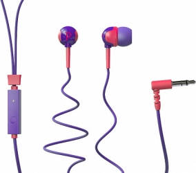 Наушники Pixus Ear One Violet