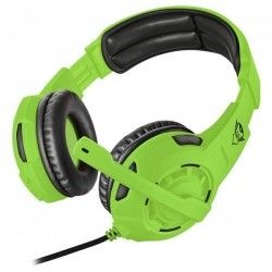 Гарнитура Trust GXT 310-SG Spectra Gaming Headset (22392) Green