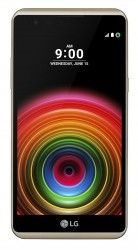 Мобильный телефон LG X Power K220DS Gold (LGK220DS.ACISGD)