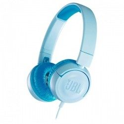 Навушники JBL JR 300 (JBLJR300BLU) Blue