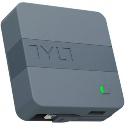 Портативная батарея Tylt Energi 6K+ Smart Travel Charger + PowerBank 6000mAh with Lightning cable Gray (IP5NRG6TCGY-EUK)