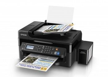 МФУ Epson L566 with WI-FI (C11CE53403)