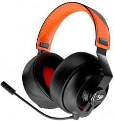 Навушники Cougar Phontum WOT (4715302440572) Black/Orange