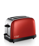 Тостер RUSSELL HOBBS Flame Red 18951-56