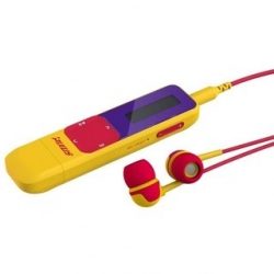 MP3-плеер Pixus Six 8GB New Yellow