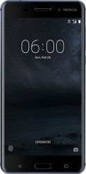 Смартфон Nokia 6 32GB Dual Sim Tempered Blue