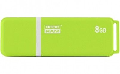 USB флеш накопитель Goodram UMO2 8GB Orange Green (UMO2-0080OGR11)