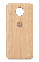 Накладка Moto Z Style Shell Moto Mod Washed Oak Wood (ASMCAPWDOKEU)