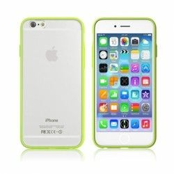 Чехол Devia для iPhone 6 Hybrid Lemon Green