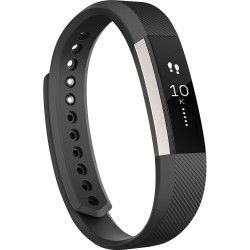 Фитнес-трекер FITBIT Alta Large for Android/iOS Black (FB406BKL)