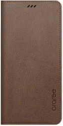 Чехол Samsung Flip wallet leather cover A8 2018 GP-A530KDCFAAE Saddle Brown