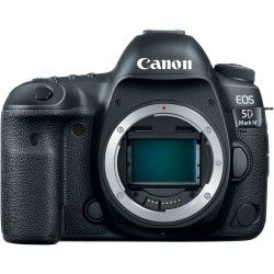 Фотоаппарат Canon EOS 5D Mark IV Body Black (1483C027)