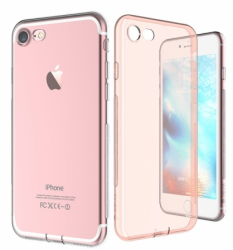 Чехол Devia для iPhone 7 Naked Rose Gold