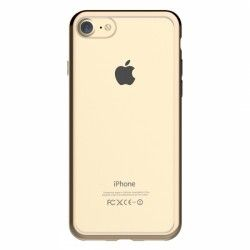 Чехол Devia для iPhone 8/7 Glitter Champagne Gold