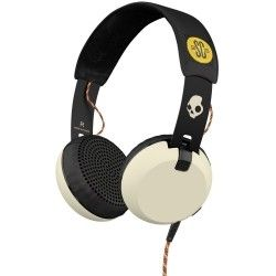 Наушники Skullcandy Grind Black/Cream (S5GRHT-471)