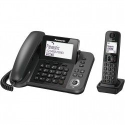 Радиотелефон Panasonic KX-TGF320UCM Black