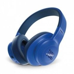 Наушники JBL On-Ear Headphone Bluetooth E55BT Blue (JBLE55BTBLU)