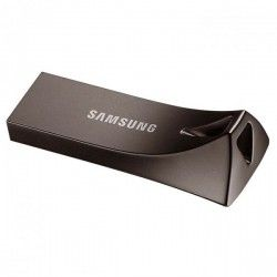 USB флеш накопитель Samsung Bar Plus USB 3.1 128GB (MUF-128BE4/APC) Black