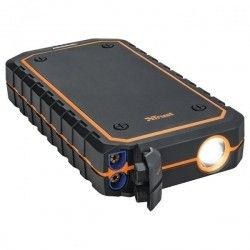 УМБ Trust Car Jump Starter 10000 mAh Black/Orange (20944)