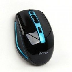 Мышь A4Tech G11-590 HX-3 Wireless Blue