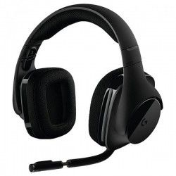 Наушники Logitech G533 Wireless (981-000634)