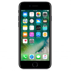 Смартфон Apple iPhone 7 Plus 128GB Jet Black (MN4V2)