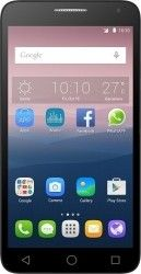Мобильный телефон Alcatel One Touch Pop 3 5015D Dual SIM Silver