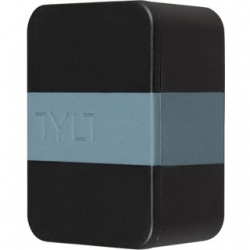 Сетевое зарядное устройство Tylt Wall Travel Charger 4,2A Dual USB Port Black-Gray (USBTC42BL-EUK)