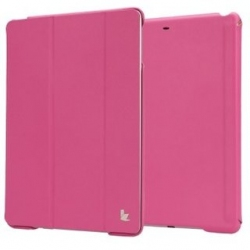 Чехол-книжка для iPad Jison Case Executive Smart Cover for iPad Air/Air 2 Rose (JS-ID5-01H33)