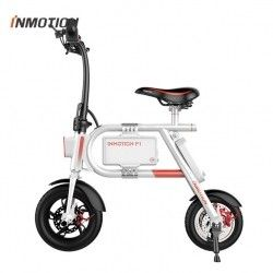 Електровелосипед InMotion E-Bike P1 High Version White / Gold (IM-EBP1-HVWG)