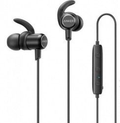 Навушники Anker SoundBuds Slim Black (A3235H11)