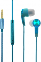 Навушники TOTO Earphone Mi5 Metal Blue