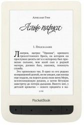 Электронная книга PocketBook 625 Basic Touch 2 Beige (PB625-F-CIS)