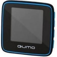 MP3-плеер QUMO Boxon 4GB Rubber Black
