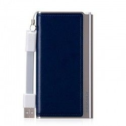 Портативная батарея MOMAX iPower Elite External Battery Pack 5000mAh Blue (IP51AB)