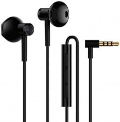 Наушники Xiaomi Mi Dual-Unit Half-Ear Headphones Black