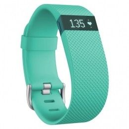 Фитнес-трекер Fitbit Charge HR Small Teal Small