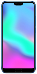 Смартфон Honor 10 4/128Gb (LND-L29) Blue