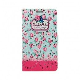 Чохол Book Cover Cath Kidston with diamonds Lenovo A2010 Pink
