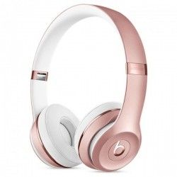 Наушники Beats Solo 3 Wireless Headphones Rose Gold (MNET2ZM/A)