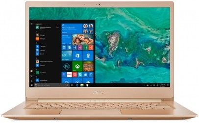 Ноутбук Acer Swift 5 SF514-52T (NX.GU4EU.014) Honey Gold