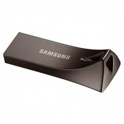 USB флеш накопитель Samsung Bar Plus USB 3.1 64GB (MUF-64BE4/APC) Black