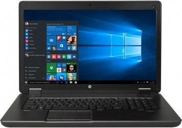 Ноутбук HP ZBook 17 G2 (G6Z41AV-3) Black
