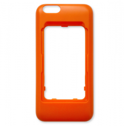 Чехол Elari CardPhone Case for iPhone 6 Plus /6s Plus Orange (LR-CS6PL-RNG)