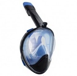Маска JUST Breath Pro Diving Mask S/M Black/Blue (JBRP-SK-BL)