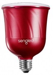 Смарт-лампа Sengled Pulse Satellite 8W Bluetooth (1хSatellite LED light with JBL BT Speaker) (C01-BR30EUSC) Red