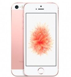 Смартфон Apple iPhone SE 128GB Rose Gold (MP892)