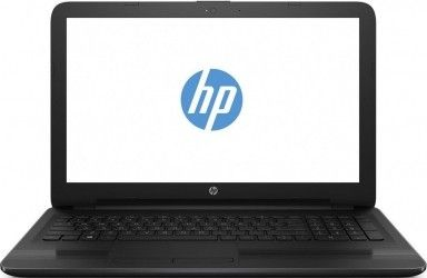 Ноутбук HP Notebook 15-ay556ur (Z9C23EA) Black