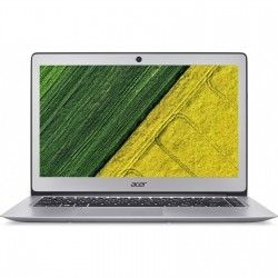 Ноутбук Acer Swift 3 SF314-52-750T (NX.GNUEU.021) Sparkly Silver